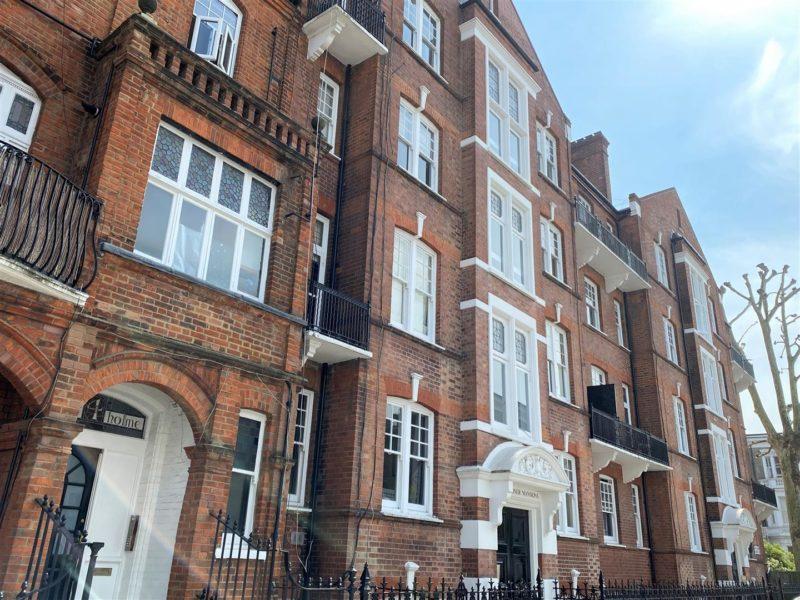 Challoner Mansions, Challoner Street, London