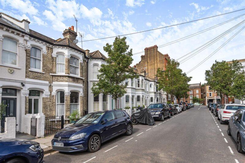 Ashington Road, London